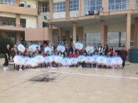 BUBYO'da uçurtma şenliği coşkusu yaşandı