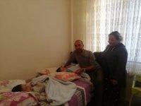 """Engelli 2 çocuk babası Halis Türkmen: """"Onlar benim nefesim, onlar olmadan nefes alamam"""""""