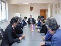 SANKON, Türkiye ile Hırvatistan arasındaki ilişkileri güçlendirmek için harekete geçti