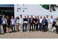 Bursalı inşaat ve yapı sektörü temsilcileri Dubai'de