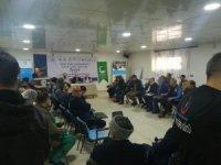Suriye'ye acil yardım çağrısı