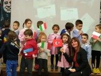 Zağnospaşa Ortaokulu İtalya'da