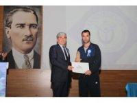 Kocasinan'ın gururu Milli Sporcuları tüm spor ödüllerine ambargo koydu