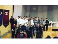 Sui Generis Tiyatro ekibi, Eskişehir'de engelliler için oynadı