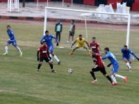 TFF 2. Lig: Van Spor FK: 3 - Tuzlaspor: 0