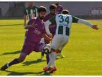 TFF 3. Lig: Yeni Orduspor: 1 - Şile Yıldızspor: 0