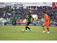 Süper Lig: Denizlispor: 1 - Medipol Başakşehir: 1 (Maç Sonucu)