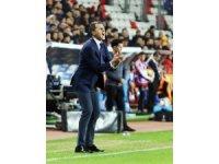 """Stjepan Tomas: """"Gole kadar her şeyi yapıyoruz ama gol atamıyoruz"""""""