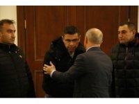 Başkan Akgün'den belediye personeline teşekkür