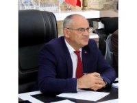 Esat Öztürk'ten Berna Gözbaşı'ya tebrik