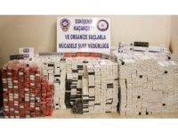 Eskişehir'de kaçakçılık operasyonu: 1 gözaltı