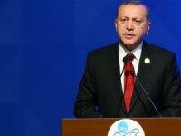 Cumhurbaşkanı Erdoğan'dan Macron'a 'İslami terör' tepkisi