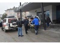 Boyabat'ta trafik kazası: 5 yaralı