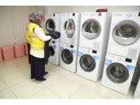Şanlıurfa'da Öğrenciler için ücretsiz çamaşırhane