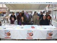 Eyüpsultan Belediyesi Çocuk Kitapları Festivali'ne büyük ilgi