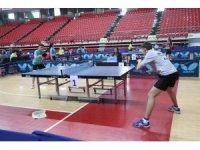 Gençler Bölge Masa tenisi takım müsabakaları sona erdi