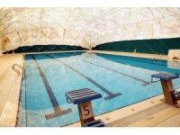 Mudanya Yüzme Havuzu yaz kış hizmete devam edecek