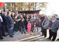 Ambarcılar Mahallesi muhtarlık ofisi törenle açıldı