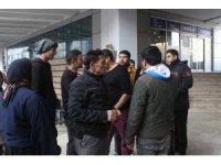 Roman vatandaşlardan karton toplama tepkisi