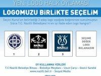 Nazilli Belediyesi logo yarışması için halk oylaması başlıyor