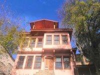 Pembe Köşk'te restorasyon çalışmaları sürüyor