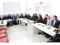Şaphane'de Muhtarlar Toplantısı