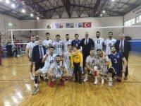 Kağıtspor Voleybol 8. galibiyetini aldı