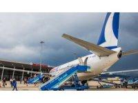 Bingöl Havalimanı 186 bin yolcuya hizmet verdi