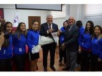 Efeler Belediyesi'nden amatör spor kulüplerine destek