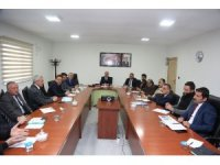 Tuşba Belediyesinden 2019 yılı değerlendirme toplantısı