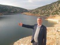 Yağışlar Ardıl Barajın'da ki su seviyesini yükseltti