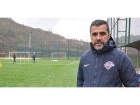 """Hekimoğlu Trabzon FK Teknik Direktörü Avcı: """"Oyuncularımızın iştahı beni mutlu ediyor"""""""