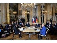Normandiya Dörtlüsü'nde liderler ateşkes kararı aldı