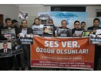 Van SDİ'den Mısır zindanlarındaki masumlara mektup