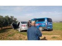 İzmir'de şüpheli ölüm: Araç içerisinde ölü bulundu