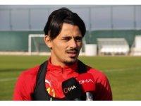 """Serdar Gürler: """"Avrupa Şampiyonası'nda oynamak isterim"""""""