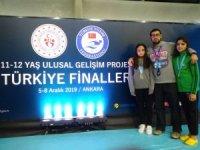 Ispartalı yüzücülerden Türkiye dereceleri