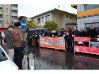 Bitlis'teki STK'lar, insan hakları ihlallerine dikkat çekti