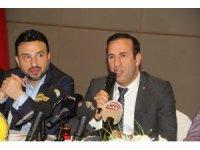 Yeni Malatyaspor Başkanı Gevrek'ten altyapıyla ilgili açıklama