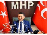 """Milletvekili Ahmet Erbaş: """"Kütahya'ya sadece engelliler için bir uygulama oteli yapalım"""""""