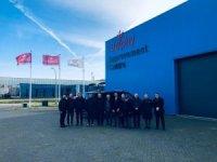 Zonguldak heyeti 'Sera OSB' için Hollanda'ya gitti