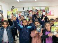 Silopi'de öğrenciler okumaya teşvik ediliyor