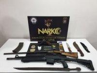 Malatya merkezli uyuşturucu operasyonu: 12 gözaltı