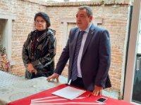 Edremit CHP'de seçim heyecanı