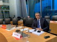 """MHP Genel Başkan Yardımcısı Prof. Dr. Aydın, """"Bizi biz yapan tarihimiz ve kahraman ecdadımızdır"""""""
