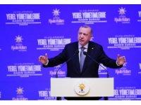 """Cumhurbaşkanı Erdoğan: """"Terör örgütlerinin yanında yer alan bir örgüt"""""""
