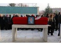 Eski Milletvekili Şahin'in cenaze namazı Kocatepe Cami'nde kılındı