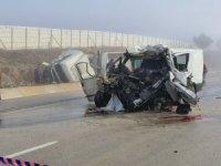 Kastamonu'da feci kazada yaralanan şahıs Zonguldak'a sevk edildi