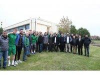 Bursaspor taraftarları takımına destek için yürüyecek