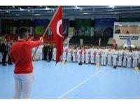Salon Okçuluk Türkiye Kupası Samsun'da başladı